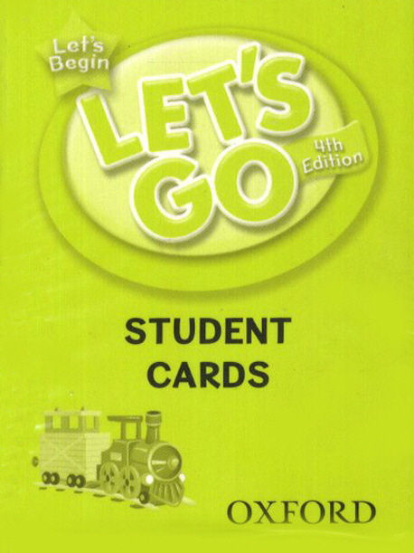 Let's Begin - Student Cards