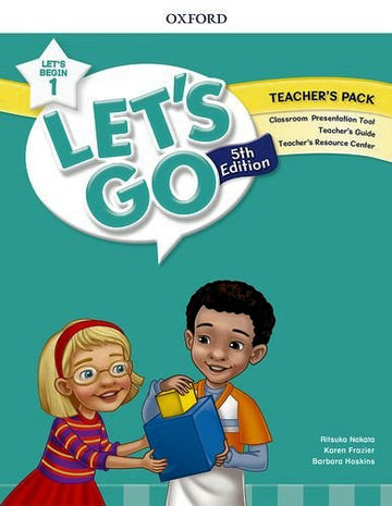 Let's Begin Level 1 - Teacher's Pack