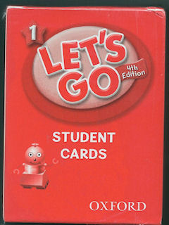 Let's Go - Level 1 - Student Cards