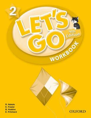 Let's Go - Level 2 - Workbook