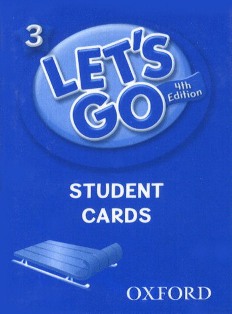 Let's Go - Level 3 - Student Cards