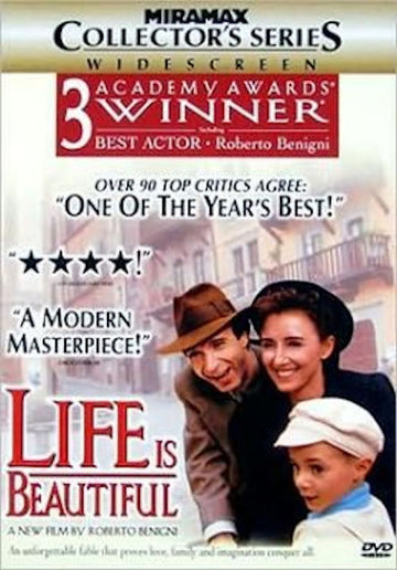 Life is Beautiful (La vita è bella) DVD