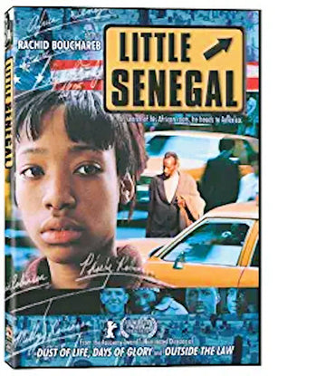 Little Senegal dvd