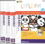 Little Pim Arabic dvds