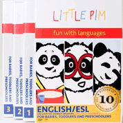 Little Pim English dvds