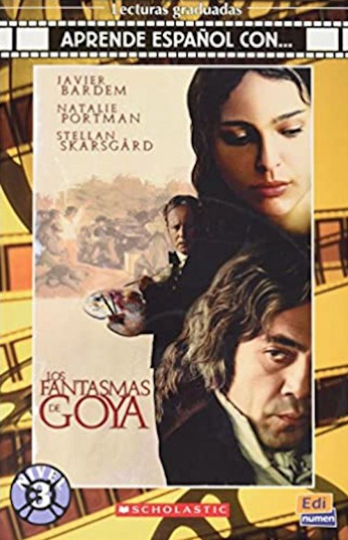 Los fantasmos de Goya - basado en el guión de Milos Forman y Jean-Claude Carrière. Intermediate. It is 1792, and Spain is in crisis. The Inquisition is sweeping the country,