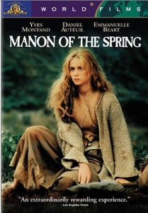 Manon of the Spring DVD