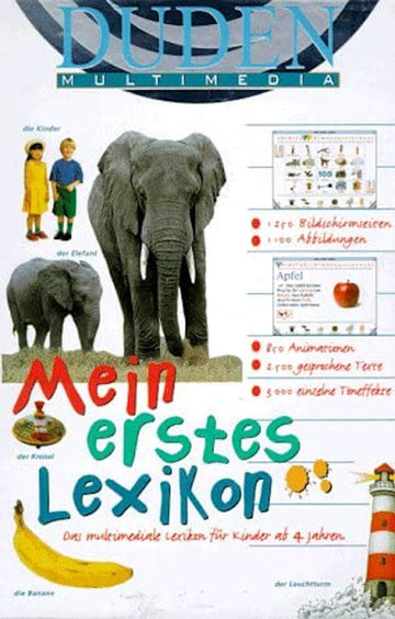 Mein Erste Lexikon (My First Dictionary)