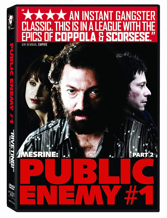 Mesrine Public Enemy #1