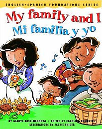 Mi familia board book