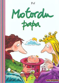 Motordu Papa book and cd