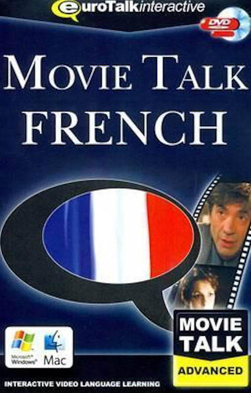 Movie Talk French DVD-ROM