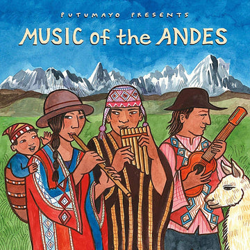 Music of the Andes CD