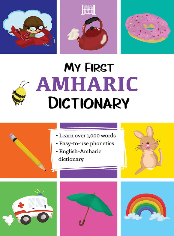 My First Amharic Dictionary