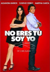 No eres tú soy yo - It's not you it's me dvd