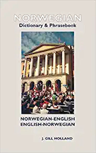 Norwegian-English/English-Norwegian Dictionary & Phrasebook