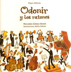 Odinir y los ratones Book and Teacher Tool