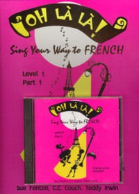 Oh Là  Là - Part 1 CD and Teacher's Manual