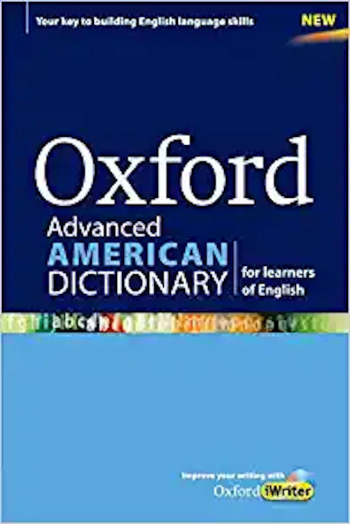 The Oxford Advanced American Dictionary  This ESL dictionary offer rapid-access page design - shortcuts to the right meaning in long entries.