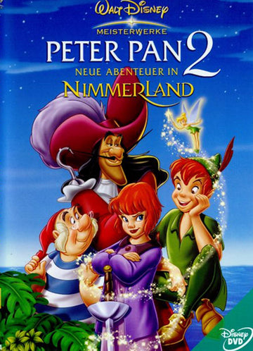 Peter Pan 2 DVD