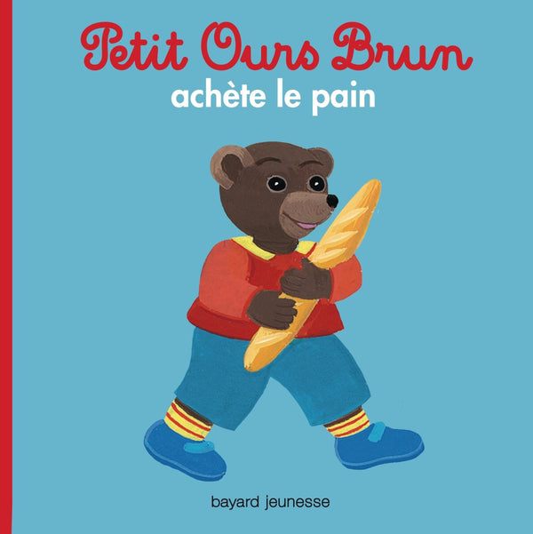 Petit Ours Brun achète le pain - Little Brown Bear buys bread!