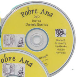 Level 1 - Pobre Ana DVD