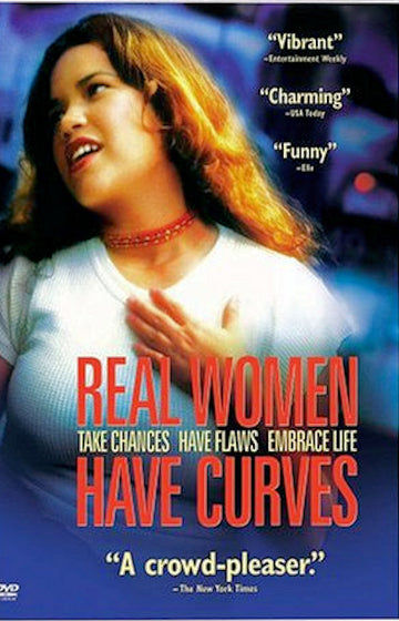 Real Women have curves DVD