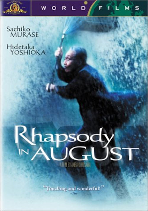 Rhapsody in August DVD