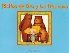 Ricitos de Oro y los tres osos - Book and Teacher Tool