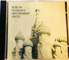 Ruslan 2 Audio CD