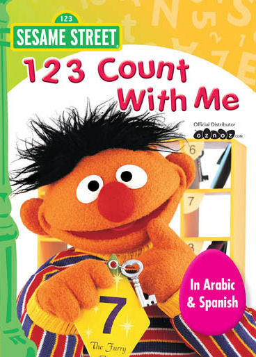 Sesame Street 1 2 3 Count with Me