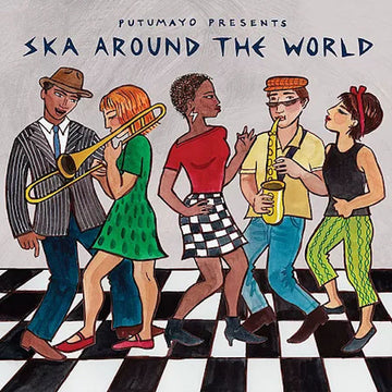 Ska around the world cd