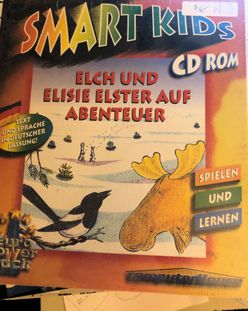 Smart Kids - 3 CD-ROM pack
