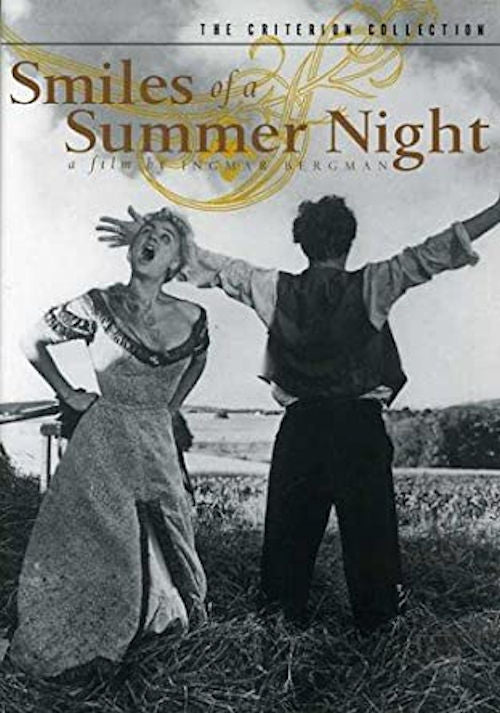 Smiles of a Summer Night DVD