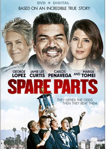 Spare Parts DVD