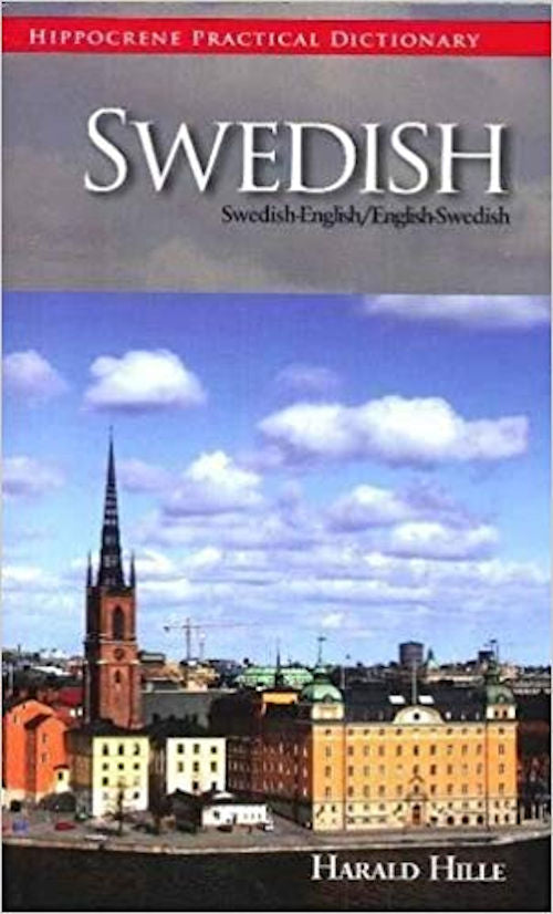 Swedish-English / English-Swedish Pratical Dictionary