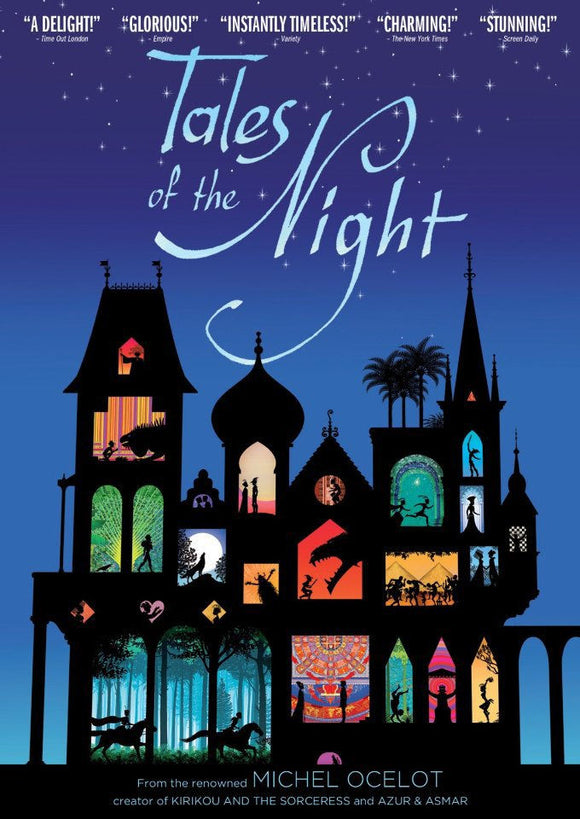 Tales of the Night - Contes de la Nuit