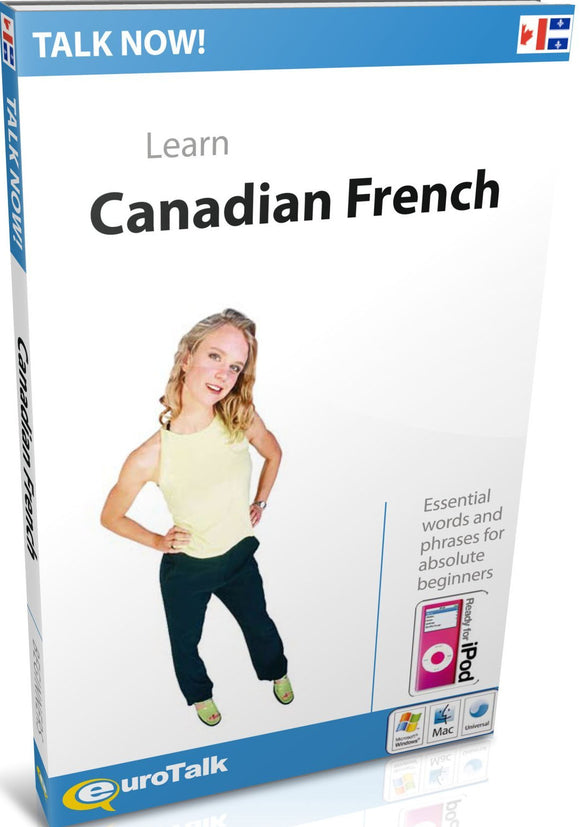 Talk Now Canadian French
