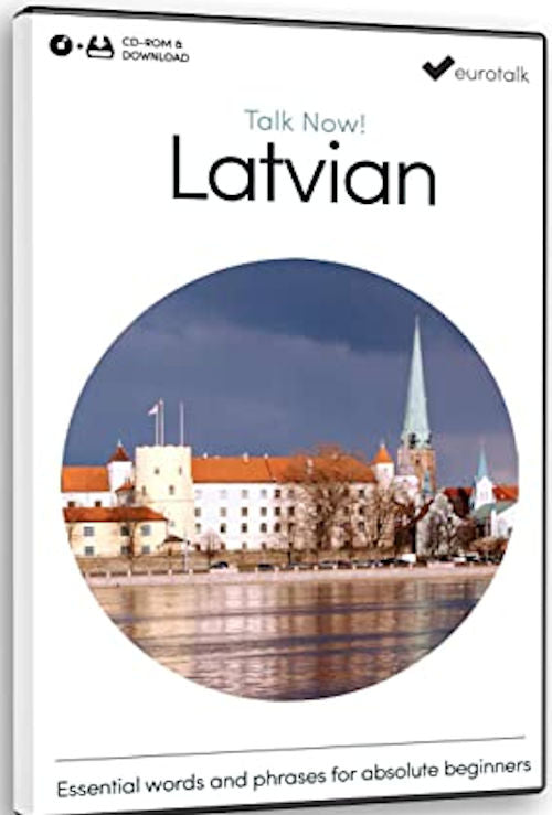 Talk Now Latvian