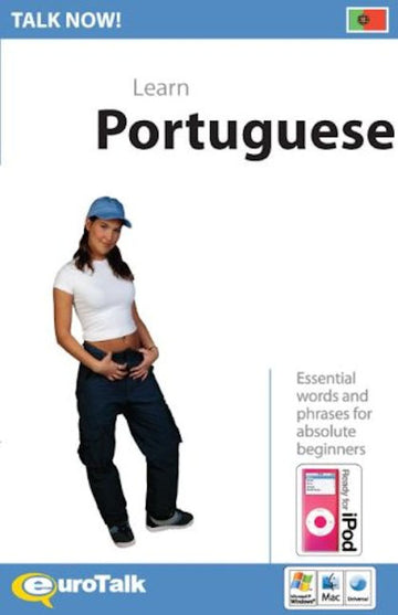 Talk Now Portuguese - Brazilian or Continental