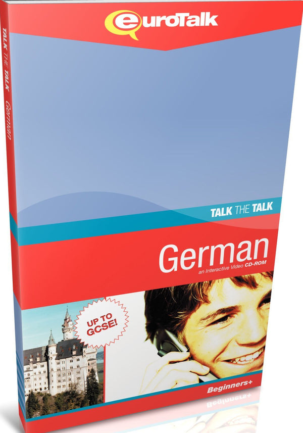 Talk the Talk German CD-ROM