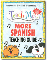 Teach Me More Spanish Teaching Guide