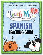 Teach Me Spanish Teaching Guide