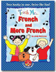 Teach Me French and More French