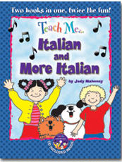 Teach Me Italian and More Italian