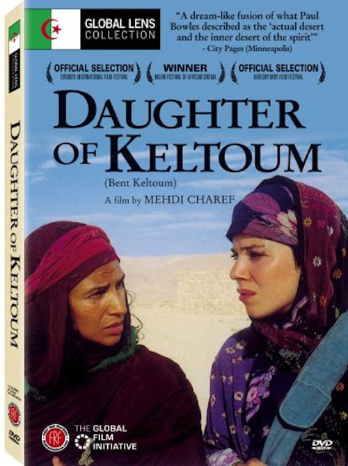 The Daughter of Keltoum DVD