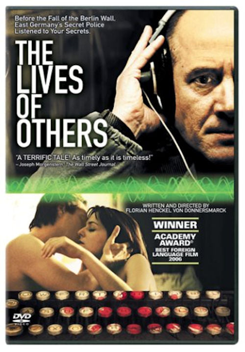 Lives of Others, The DVD