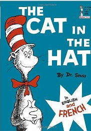 The Cat in the Hat - Bilingual French