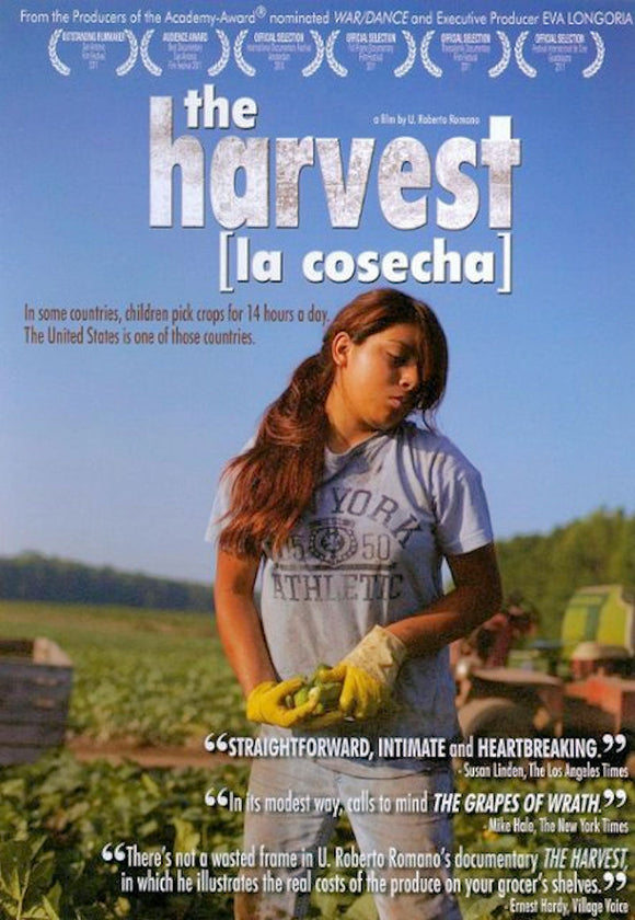 La Cosecha DVD - The Harvest