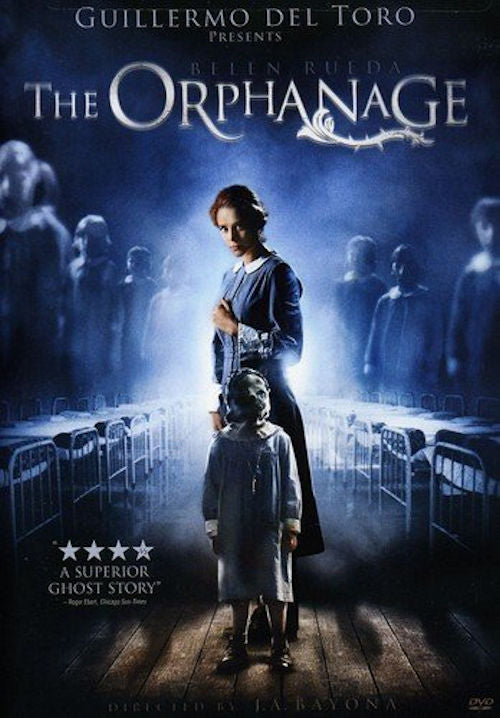 The Orphanage (El Orfanato) dvd